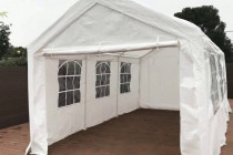 How To Install Abba Patio 13 X 13 Feet Heavy Duty Carport Apgp13pew 12 X 20 Carport Canopy Replacement.jpg