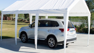 1333×1333 1333 Leg Portable Carport Outdoor Party Sun Shade Shelter White 133 133 13 Frame Mobile Carport Canopy.jpg