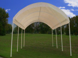 20' X 10 'Party Tent Canopy Carport Car Shelter W Walls ..