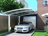 Car Canopy Outdoor Waterproof Folded Portable Cover Half Automatic ..