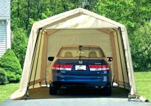 Car Canopy Portable Carport 9×9 With Sidewalls Costco – Ecobar
