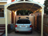 Carports | Timber Outdoor Living Backyard Carport Ideas