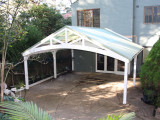 Carports | Timber Outdoor Living Round Roof Carports
