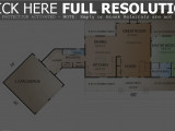 House Plans Witheway Design To Carport Enclosed Garage Small With Best Breezeway And Attached