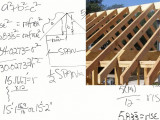 How To Calculate The Length Of Roof Rafters (captioned) Carport Roof Pitch Calculator