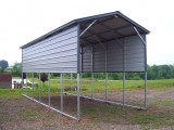 Portable Rv Carports A Frame Carport Vertical Roof Portable Metal Rv ..