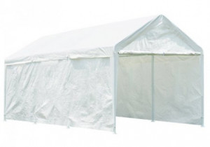Quictent 9′ X 9′ Heavy Duty Carport Gazebo Canopy Party Tent ..