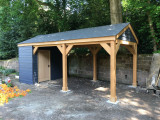 Transform Wood Carport Kits For Your 13 Unique Lean To Carport Wood ..