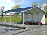 Used Carports For Sale Heavy Duty Portable Garage Canopy Tent In ..