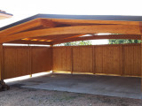 Wooden Carport ARCO Proverbio Outdoor Design Wooden Carport Photos